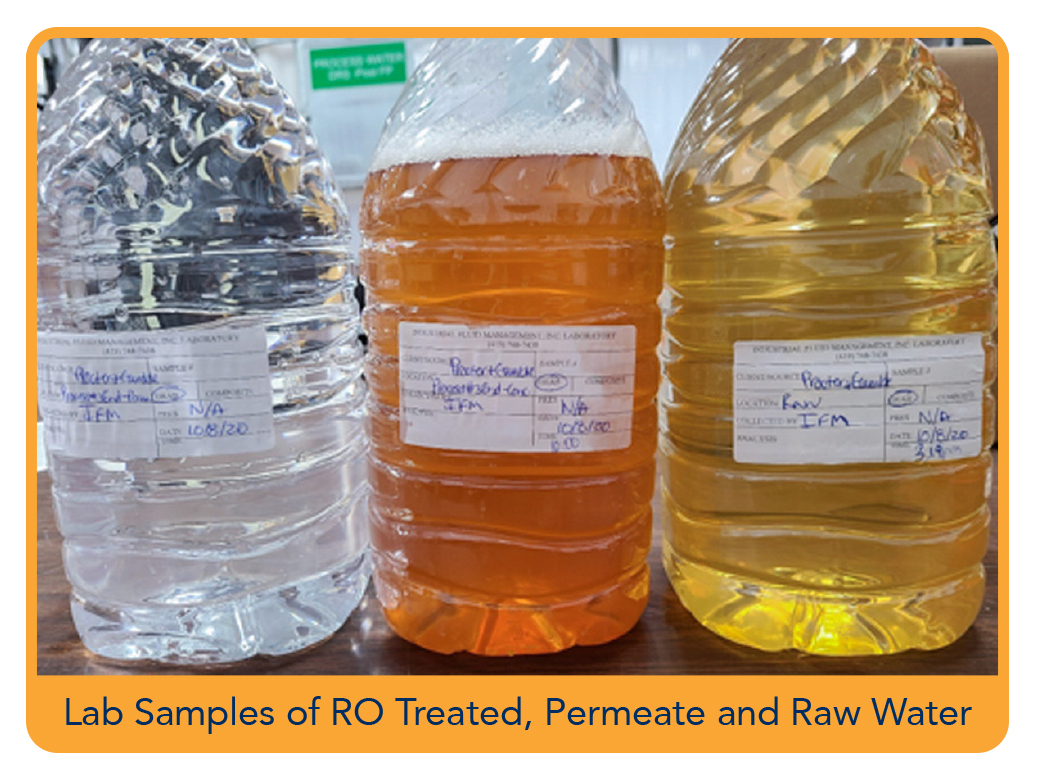 Pilot Water Samples